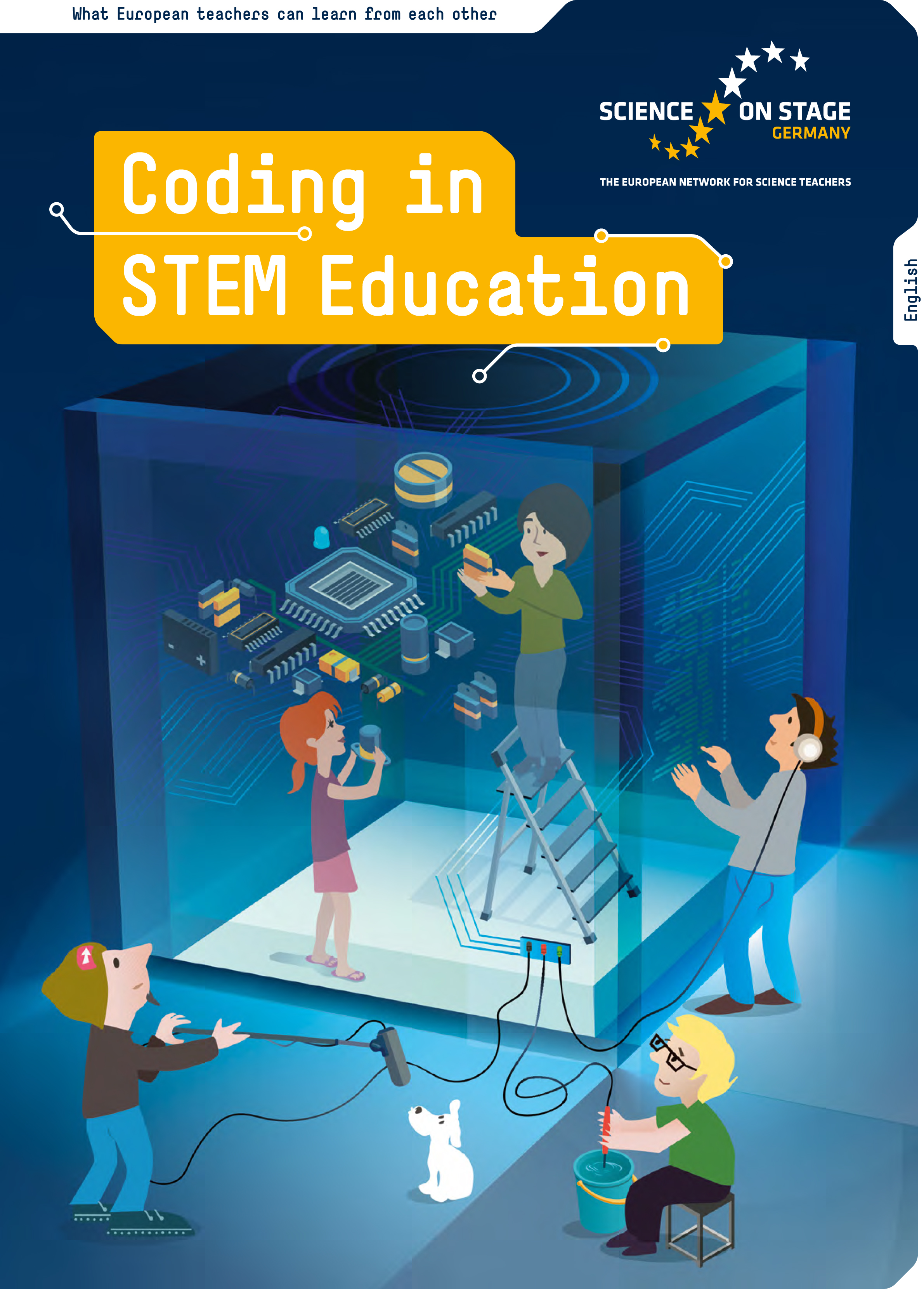 Coding in STEM education Cover